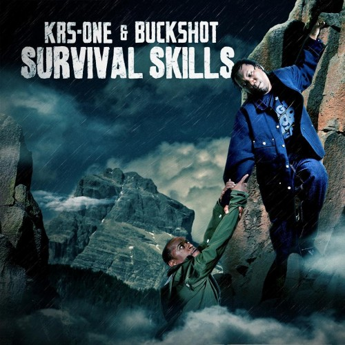 KRS.ONE.BUCKSHOT.SURVIVAL.SKILLS.COVER-500x500