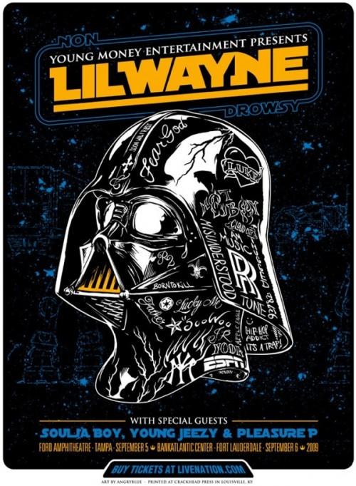 lil-wayne-screen-print-poster-500x682
